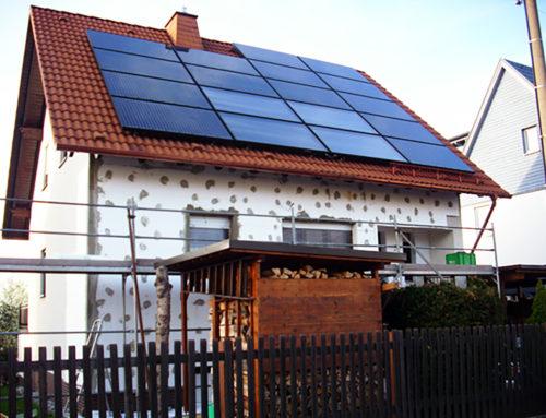Kombinationsanlage Fotovoltaik